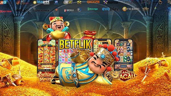 Betflik Casino Games